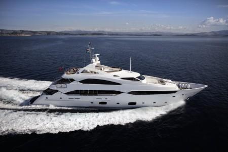 Sunseeker Yachts -Brabus Marine